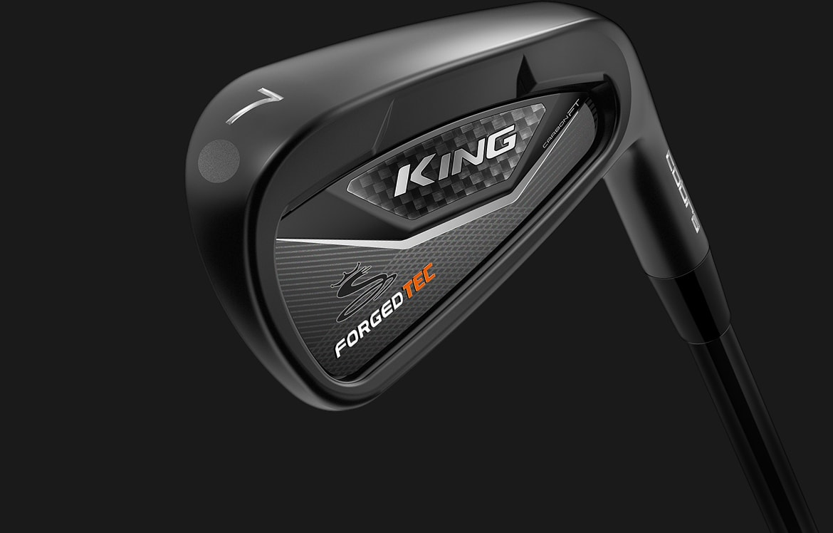 King Black Tec Irons